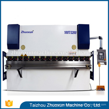 China best WC67K panel cnc fabricated portable busbar machine Press Brake