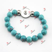 Großhandel Mode Perlen Snap Armband Schmuck für Geschenke (IDD50626)