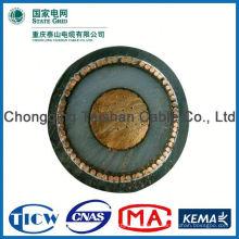 Professionelles hochwertiges 5,5 * 2,5mm gewickeltes Spirale Gleichstromkabel