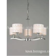 Pendant Light,Modern Pendant  Lamp with fabric shade