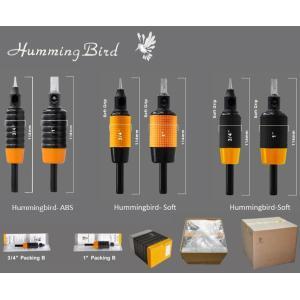 Hummingbird Disposable Tattoo Grip Tube
