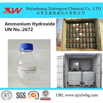 Solution d'hydroxyde d'ammonium à 25%