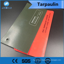 Temperature and weather resistant, anti-oxidation and durable 32.7oz sponge tarps pvc