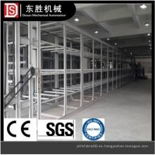 Sistema de secado Dongsheng Equipo de cadena de barra transversal Sistema de banda transportadora