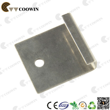 wood plastic composite deck stainless steel clips