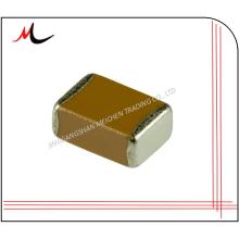 Capacitor de cerâmica SMD 0603 10UF 10V X5R