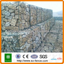 To effectively prevent soil erosion Gabion Box