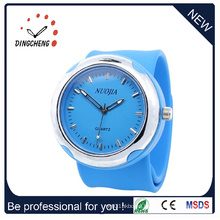 2015 High Quality Promotion Bracelet Watch Slap Watch (DC-918)
