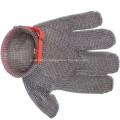 Stainless Steel Mesh Cut Resistant Gloves