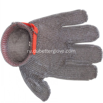 Stainless+Steel+Mesh+Cut+Resistant+Gloves