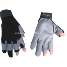 Construction Working Mechanical Full Finger Gel Padding Glove