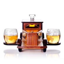 Brandy Tequila Bourbon Scotch Rum Decanter Sailing Ship Liquor Dispenser