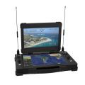Système de contrôle au sol pour drone portable à double écran GCS