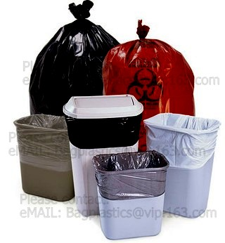 garbage sacks
