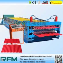 FX china hebei corrugated metal roofing sheet machine