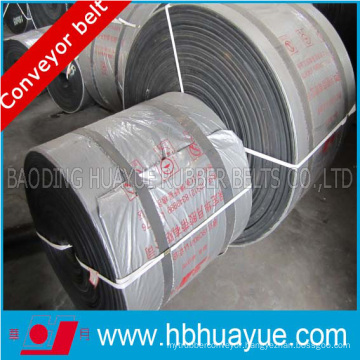 Whole Core Fire Retardant PVC/Pvg Conveyor Belt Shock Resistant
