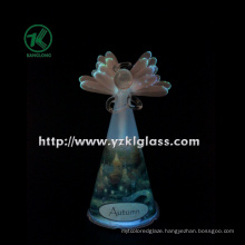 Praying Glass Angle for Home Decoration by BV (8*10.6*19)