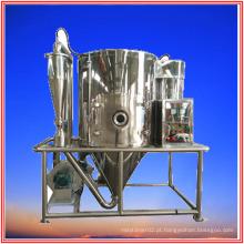 Secador de pulverizador centrífugo de alta velocidade para secagem de polímero
