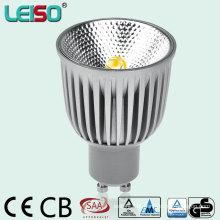 6W Patente Scob refletor Cup GU10 LED Spotlight (LS-S006)