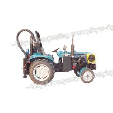 Pile Driver PV Screw Drilling Machine Farm Ground