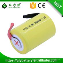 ni-mh bateria 4/5 SC 1200mah 1.2v rachargeable