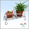 China supplier wholesale decorative metal plant pot hanging stand