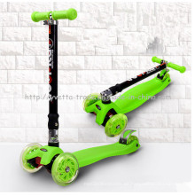 Los niños Tri-Scooter con buen mercado (YV-083)