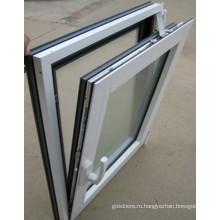 Окно наклона и поворота UPVC (WX-W301)