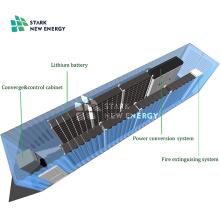 1 MWH Container-Lithium-Ionen-Batterie-Energiespeichersystem