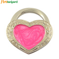 Souvenir Heart Shape Bag Hanger