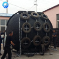 Ship To Quay Rubber Dock Fender With Aircraft Tyre