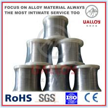 Nickel, alliages manganèse fil plat Nimn3 ruban