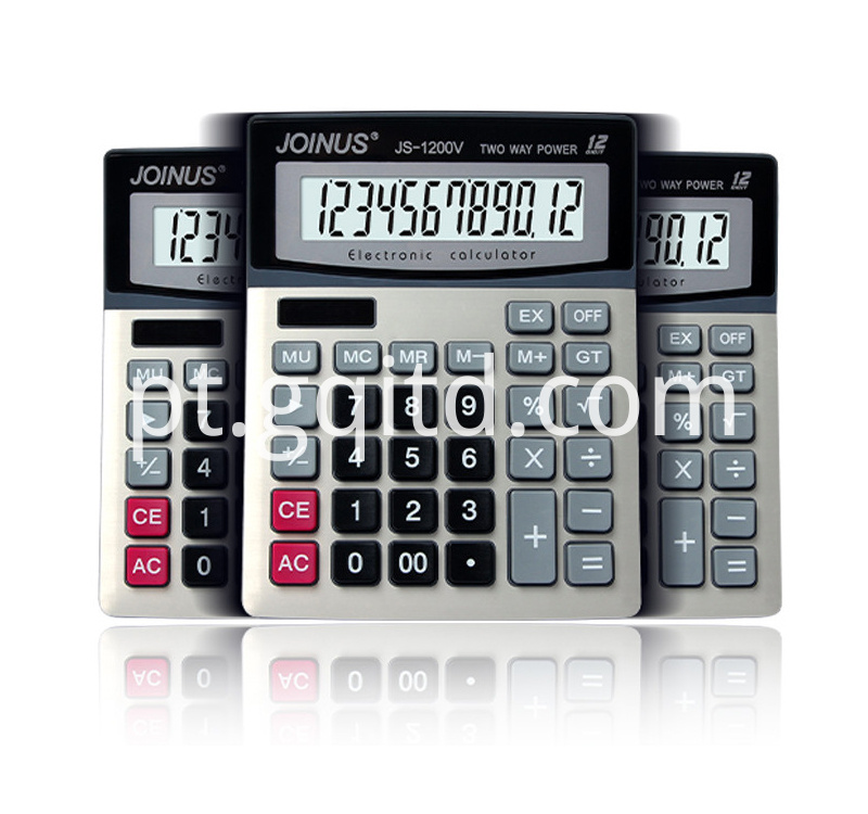 Electric Calculator