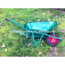 heavy duty Pneumatic tyre wheel barrow