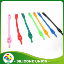 Convenient Silicone Shoelace With Cheap Price