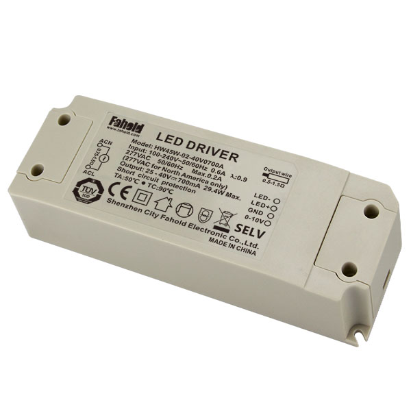 0/1-10v Dimming Constant Current Led Driver