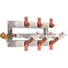 Équipé de la mise à la terre interrupteur intérieur sectionneur haute tension