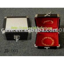 алюминиевый ювелирные изделия коробки/случай
