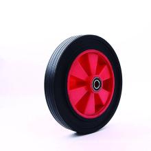 Solid Rubber Single Wheels
