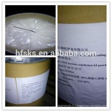 Polyvinylpyrrolidone K90 Solution USP26 à grade pharmaceutique