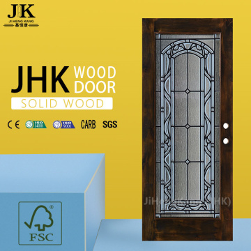 JHK Semi Solid Door Wooden Bedroom Door Bedroom Wooden Doors