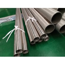 Cold Rolled Nickle 200 Alloy Steel Pipe