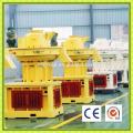 Efficient Centrifugal 1-8 Ton / Hour Máquina de pellets de madera en venta