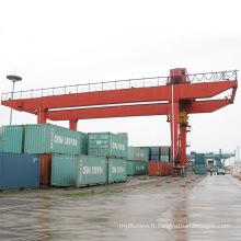 Grues mobiles professionnelles de conteneur de port