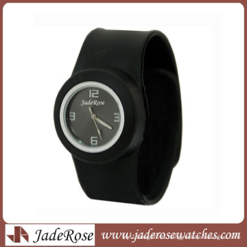 2015 Silicone/Alloy Watches, Promotion Watch Alloy