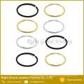 316L Surgical Seamless Nose Ring Wholesale Free Sample Fake Nose Piercing