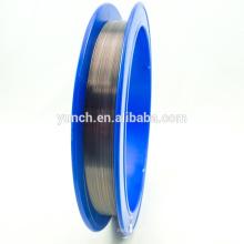 99.95% pureté diverses spécifications diamètre tungstène wolfram fil