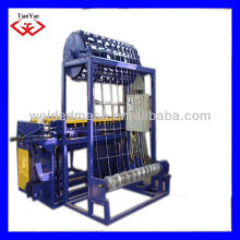easy operated field fence weaving machine