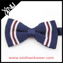 Шелковый трикотаж идеальный узел Мужской аксессуар галстук-Бабочка для мужчин
