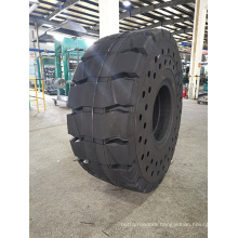 Large solid OTR tire 26.5-25